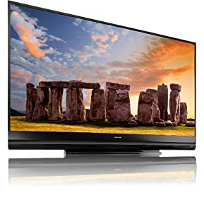 Mitsubishi WD-82742 82-Inch 3D DLP Home Cinema HDTV (2012 Model)