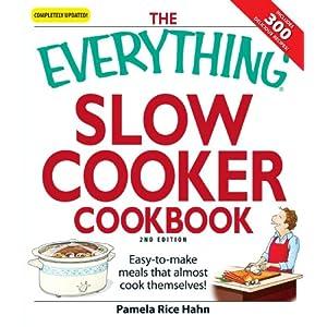 The Everything Slow Cooke Livre en Ligne - Telecharger Ebook