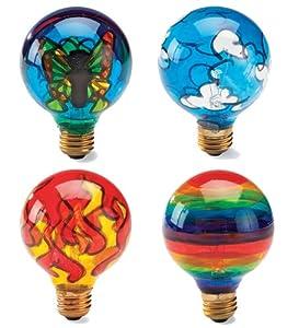 Mood Lights Fun and Colorful Light Bulbs
