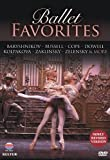 Ballet Favorites [DVD] [2011] [Region 1] [US Import] [NTSC]