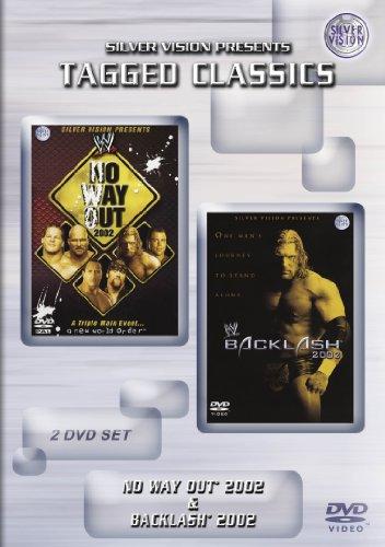 WWE - No Way Out 2002 & Backlash 2002 [DVD]