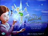 Tinkerbell and the Great Fairy Rescue Movie Poster