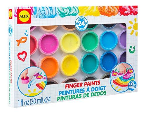 alex-toys-artist-studio-24-finger-paints