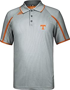 Tennessee Volunteers Adidas 2013 Sideline Climalite Polo Shirt - Gray by adidas