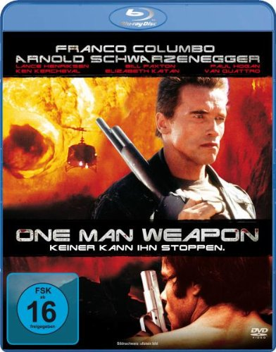 One Man Weapon - Keiner kann ihn stoppen [Blu-ray]