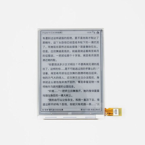 Srjtek Eink LCD Display Screen For Amazon Kindle 3 Keyboard D00901 Pocketbook 614 (Pocketbook Display compare prices)