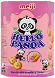 Meiji Hello Panda Chocolate Biscuits with Creamy Chocolate Filling 260 G