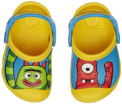 crocs Kids' CC Yo Gabba Gabba Clog