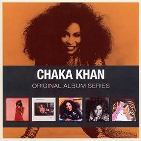 5CD ORIGINAL ALBUM SERIES BOX SET/CHAKA KHAN