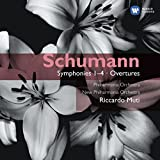 Symphony Nos 1-4 / Overture to Schillers Die Braut