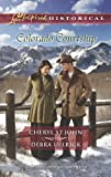 Colorado Courtship: Winter of Dreams\The Ranchers Sweetheart (Love Inspired Historical)