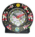 JACQUES FAREL Childrens Space Alarm Clock