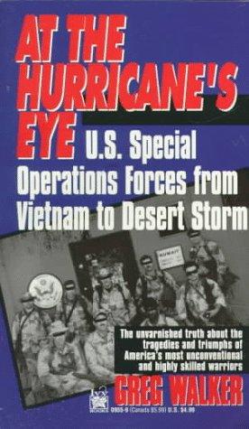 At the Hurricane's Eye, Greg Walker