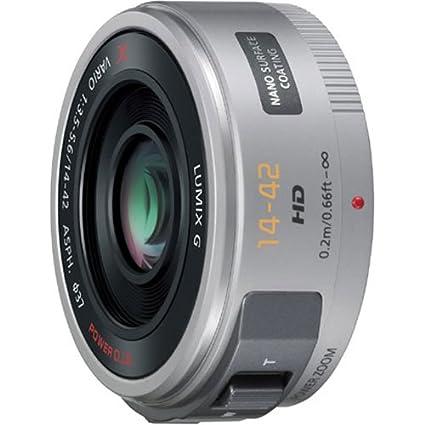 Panasonic Objectif PowerZoom Lumix G X Vario PZ 14-42 mm avec zoom motorisé
