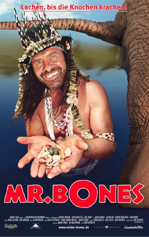 Mr. Bones [VHS]