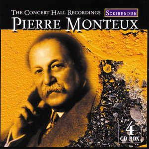 Pierre Monteux - The London Symphony Orchestra London Symphony Orchestra Boléro Ma Mère L'Oye La Valse