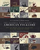 American Folklore, Penguin Dictionary of (0670887528) by Axelrod Ph.D., Alan