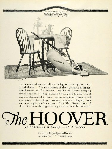Hoover Rug Cleaner