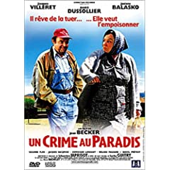 Un crime au paradis - Jean Becker