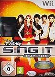 echange, troc WII Disney Sing It Pop Hits inkl. 1 Mikrofon, USK ohne