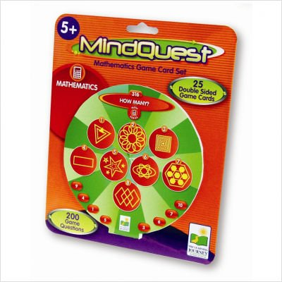 Mind Quest Mathematics Card Pack - 1