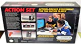 Nintendo Action Set Bundle (Includes 2 Controllers / Zapper / Super Mario Bros. / Duck Hunt)