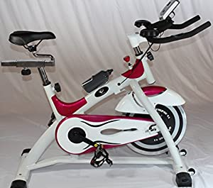 FIT4HOME OLYMPIC 41 INDOOR CYCLING BIKE NEW 2014 MODEL (PINK)