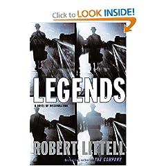Robert Littell Thrillers