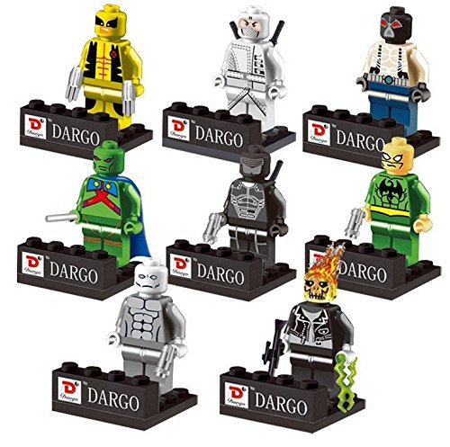 Dargo (All Sinestro Costumes)