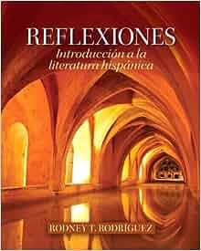 Amazon.com: Reflexiones: Introducción a la literatura hispánica