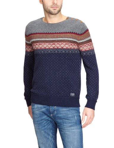 Cottonfield Celio Men's Jumper Pattern XX Large