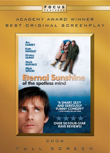 Eternal Sunshine of the Spotless Mind [Reino Unido] [DVD]