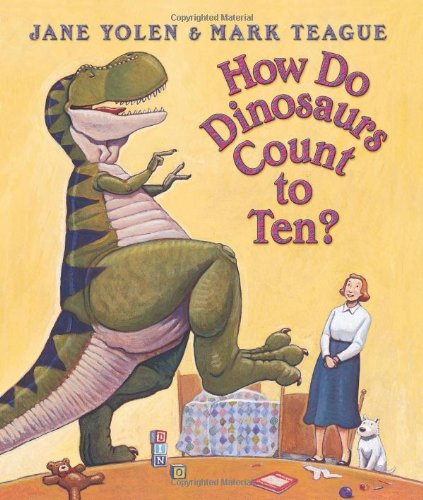 How Do Dinosaurs Count To Ten? front-1005405