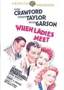 When Ladies Meet [DVD] [1941] [Region 1] [US Import] [NTSC]