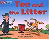 Tec and the Litter: Band 02b/Red B (Collins Big Cat) (0007185650) by Mitton, Tony