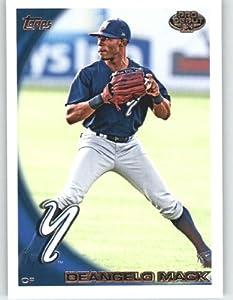 2010 Topps Pro Debut Baseball Card # 106 DeAngelo Mack - Staten Island Yankees -... by Topps
