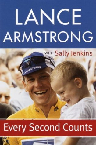 Every Second Counts, Armstrong,Lance/Jenkins,Sally