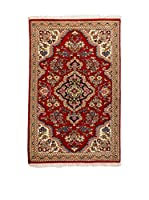Navaei & Co. Alfombra Persian Qum Rojo/Multicolor 116 x 72 cm