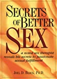 img - for Secrets of Better Sex book / textbook / text book