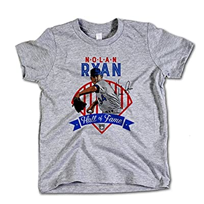 Nolan Ryan Baseball Hall of Fame Texas Toddler Shirt Nolan Ryan Fame T