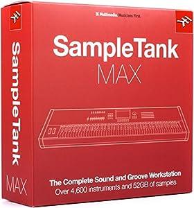 SampleTank Max