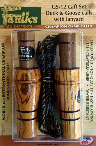 Faulk's Mini Professional Duck and Goose Call
