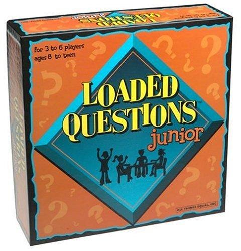 Loaded Questions - Junior EditionB0000ACXZJ : image