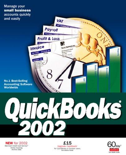 QuickBooks 2002