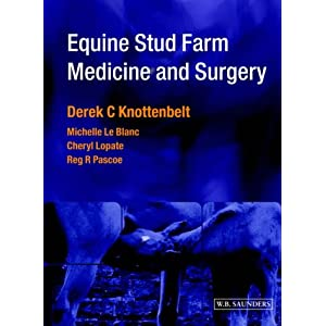 Equine Stud Farm Medicine & Surgery [Illustrated] [Hardcover]