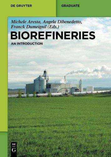 Biorefineries (De Gruyter Textbook)