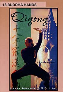 18 Buddha Hands Qigong-DVD