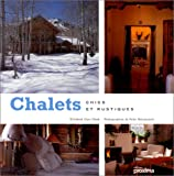 img - for Chalets : Chics et rustiques book / textbook / text book