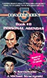 Personal Agenda: Babylon 5, Book #8