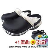 Sabots Crap's, Fourrée